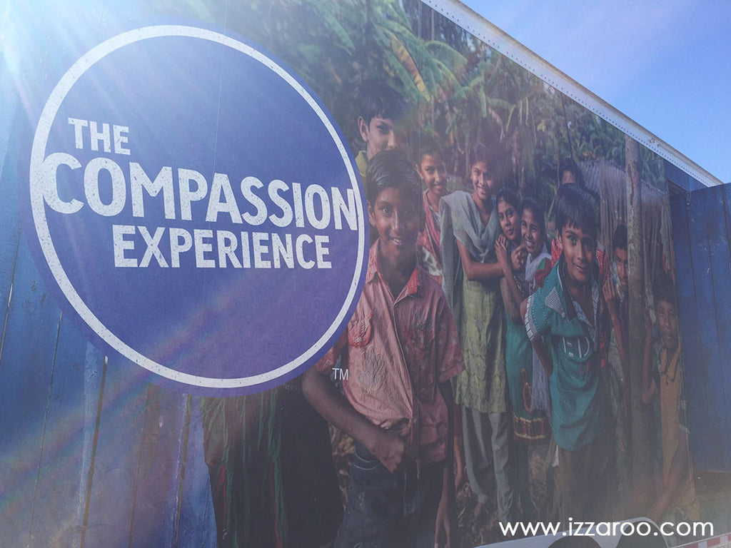 Our Compassion International Experience