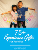 75+ Experience Gifts for Families and Kids