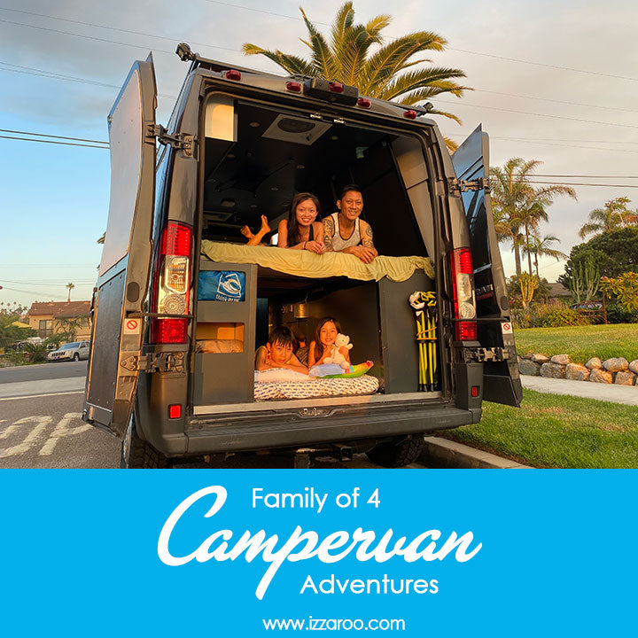 Introducing, Tiny, our Campervan!