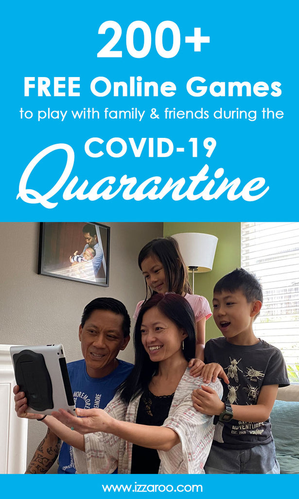 200+ Free Online Games to Play with Family & Friends During the COVID-19 Quarantine
