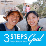 3 Steps to Achieve Any Goal