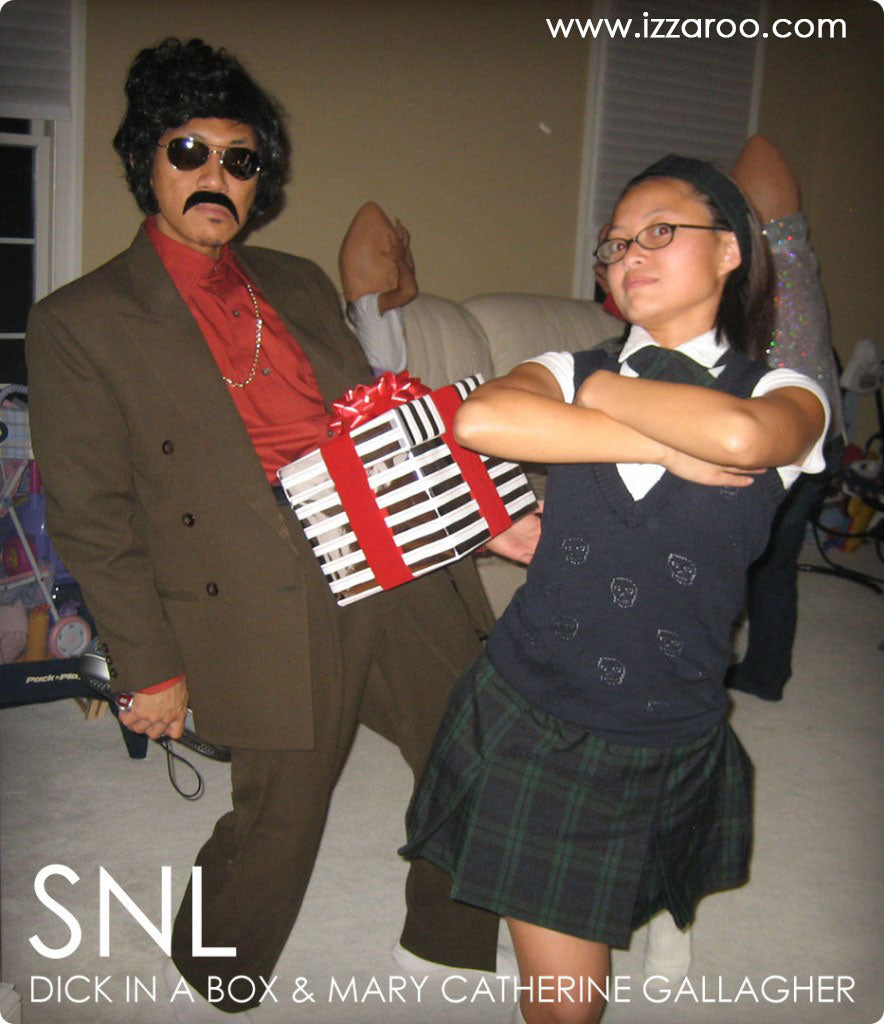 Halloween 2008 - DIY Tutorials - Saturday Night Live Themed Halloween Costumes