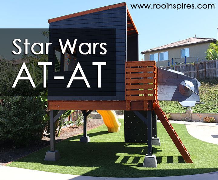 DIY Tutorial - Cardboard Star Wars AT-AT Video