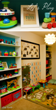 Kids' Playroom Ideas For a Small Space