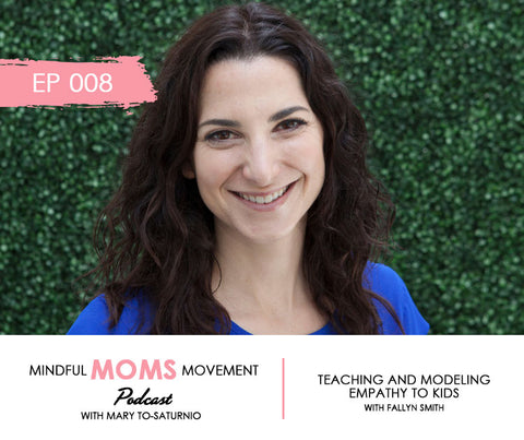 Fallyn Smith Interview on Mindful Moms Movement Podcast
