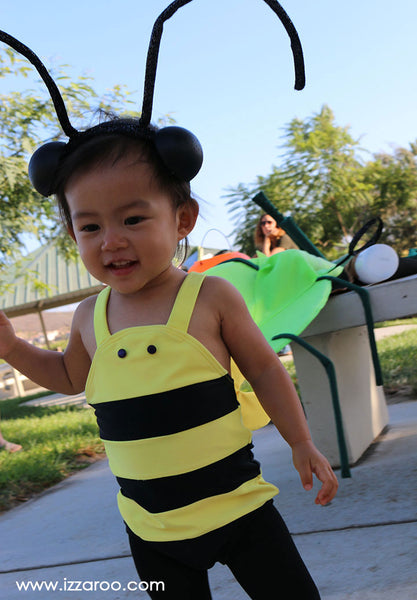 IZZAROO - DIY Insect/Bug Themed Family Halloween Costumes