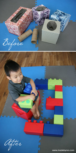 IZZAROO - Lego Birthday Party Ideas