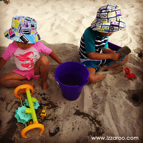 IZZAROO - Outdoor Play ideas for kids