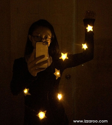 IZZAROO - DIY Big Dipper Constellation Halloween Costume