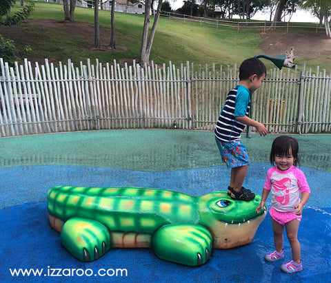 IZZAROO - Ideas for playing with kids outside