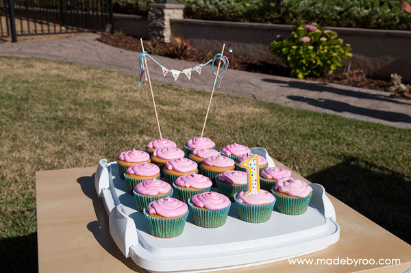 IZZAROO - Tea Party Birthday Ideas