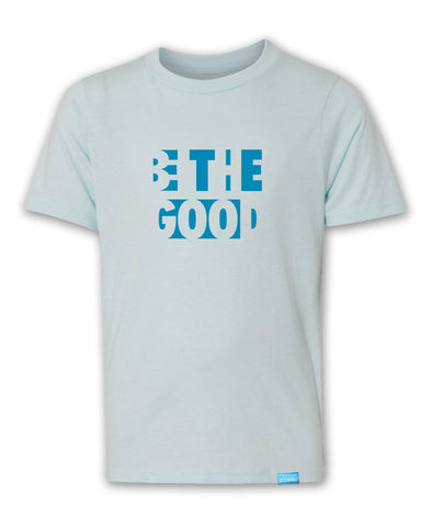 Be The Good - Icy Blue - Boy's T-Shirt