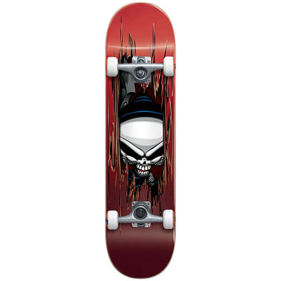 Blind Reaper Axe Complete Skateboard Red 7.75