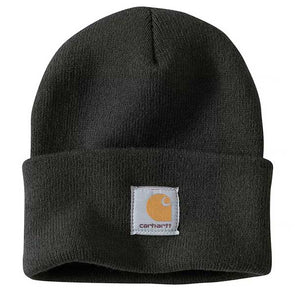 Carhartt Arcylic Watch A18 Beanie Black - Xtreme Boardshop