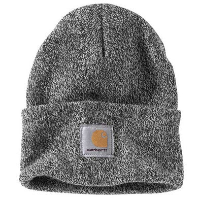 Carhartt Arcylic Watch A18 Beanie Black/White