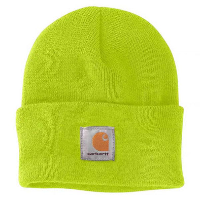 Carhartt Arcylic Watch A18 Beanie Bright Lime