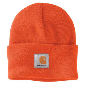 Carhartt Arcylic Watch A18 Beanie Bright Orange