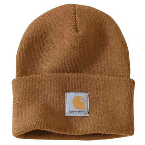 Carhartt Arcylic Watch A18 Beanie Carhartt Brown