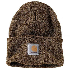 Carhartt Arcylic Watch A18 Beanie Dark Brown/Sandstone