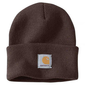 Carhartt Arcylic Watch A18 Beanie Dark Brown