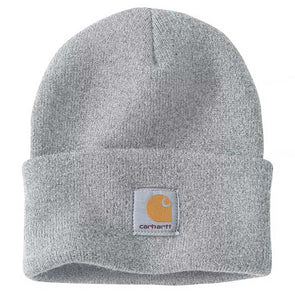 Carhartt Arcylic Watch A18 Beanie Heather Grey