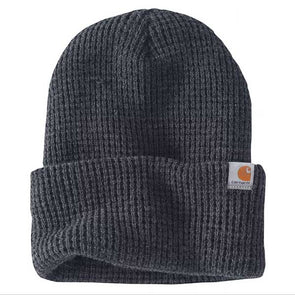 Carhartt Woodside Hat Coal Heather