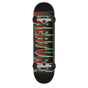 Creature Logo Complete Skateboard Red 8.0