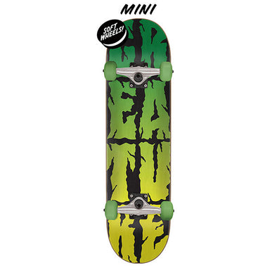 Creature Breaker Complete Skateboard Green 7.25