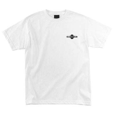 Independent Baker 4 Life Regular S/S T-Shirt White