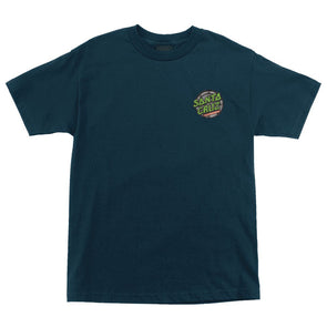 Santa Cruz TMNT Ninja Turtles S/S T-Shirt Harbor Blue