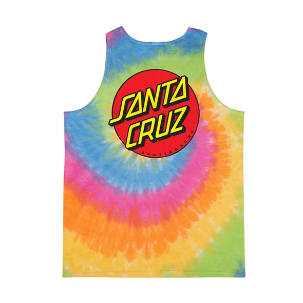 Santa Cruz Classic Dot Regular Tank Eternity