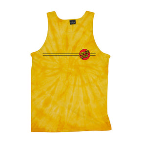 Santa Cruz Classic Dot Regular Tank Spider Gold