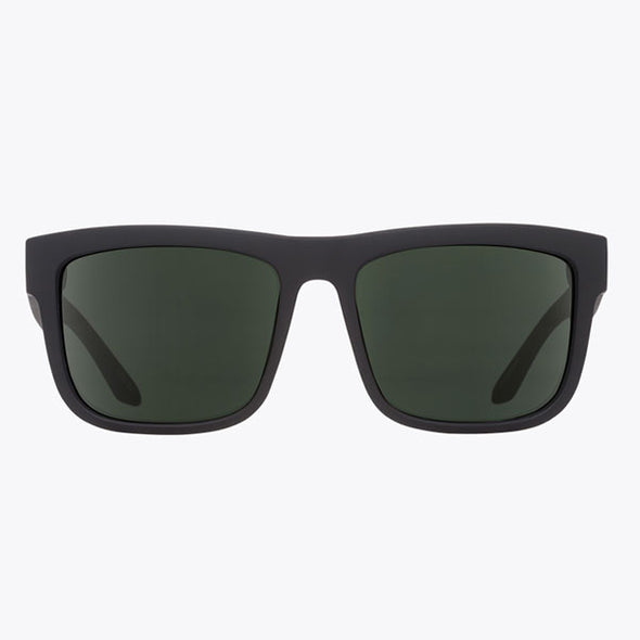 Spy Optic Discord Soft Matte Black/HD Plus Gray Green (673119973863)