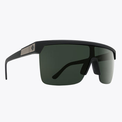 Spy Optic Flynn 5050 Soft Matte Black/HD Plus Gray Green (6700000000044)