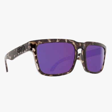 Spy Optic Helm Smoke Tort/Happy Bronze with Purple Spectra (673015795366)