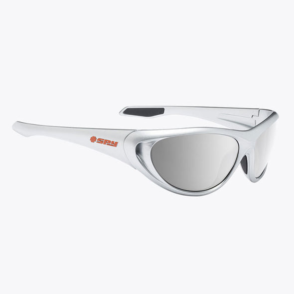 Spy Optic Scoop 2 Metallic Chrome/HD Plus Gray Green with Silver Spectra Mirror (6700000000025)