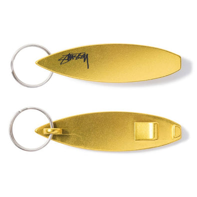 Stussy Board Opener Key Ring Yellow