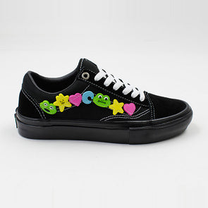 Vans x Frog Skateboards Skate Old Skool LTD Black/Black