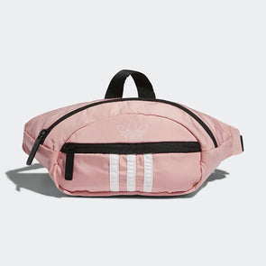 Adidas National 3-Stripes Waist Pack (CM3829) Glory Pink/White