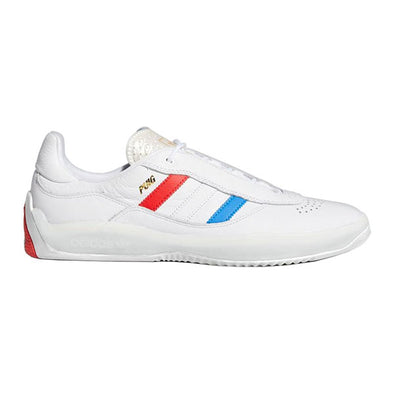 Adidas Puig (FY7775) Cloud White/Blue Bird/Vivid Red