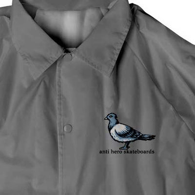 Anti Hero Lil Pigeon Jacket Grey - Xtreme Boardshop