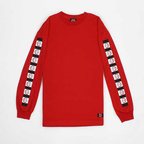 Independent Banner L/S Red - Xtreme Boardshop