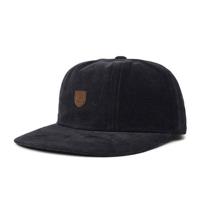 Brixton B-Shield III Cap Black Cord