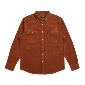 Brixton Bowery L/S Flannel Hide