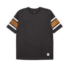 Brixton Cleveland Short Sleeve Knit Washed Black