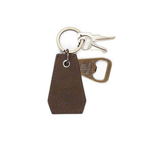 Brixton Clipper Bottle Opener Brown