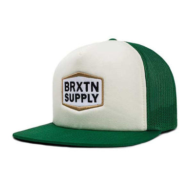Brixton Fallon Mesh Cap Off White - Xtreme Boardshop