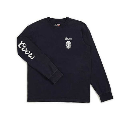 Brixton Filtered L/S Navy - Xtreme Boardshop