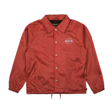 Brixton Garth Jacket Brick - Xtreme Boardshop