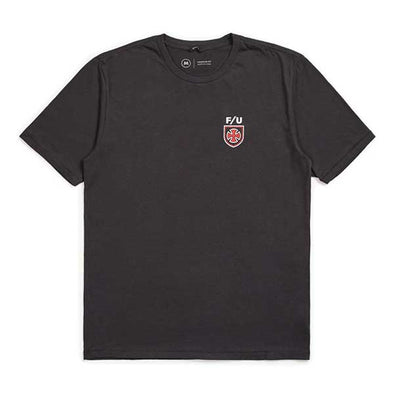 Brixton x Independent Hedge S/S Premium Tee Washed Black